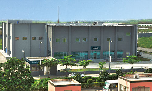 sanand manufacturing facility