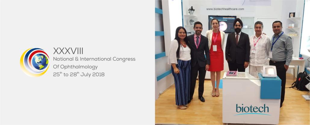colombian national & international congress